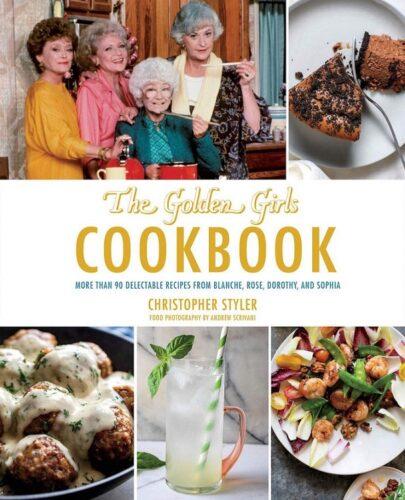 Golden Girls cookbook mother's day