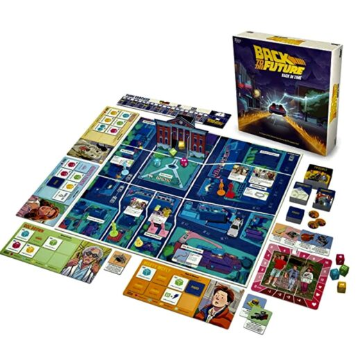 Funko Mother's Day gift guide Back to the Future Board Game