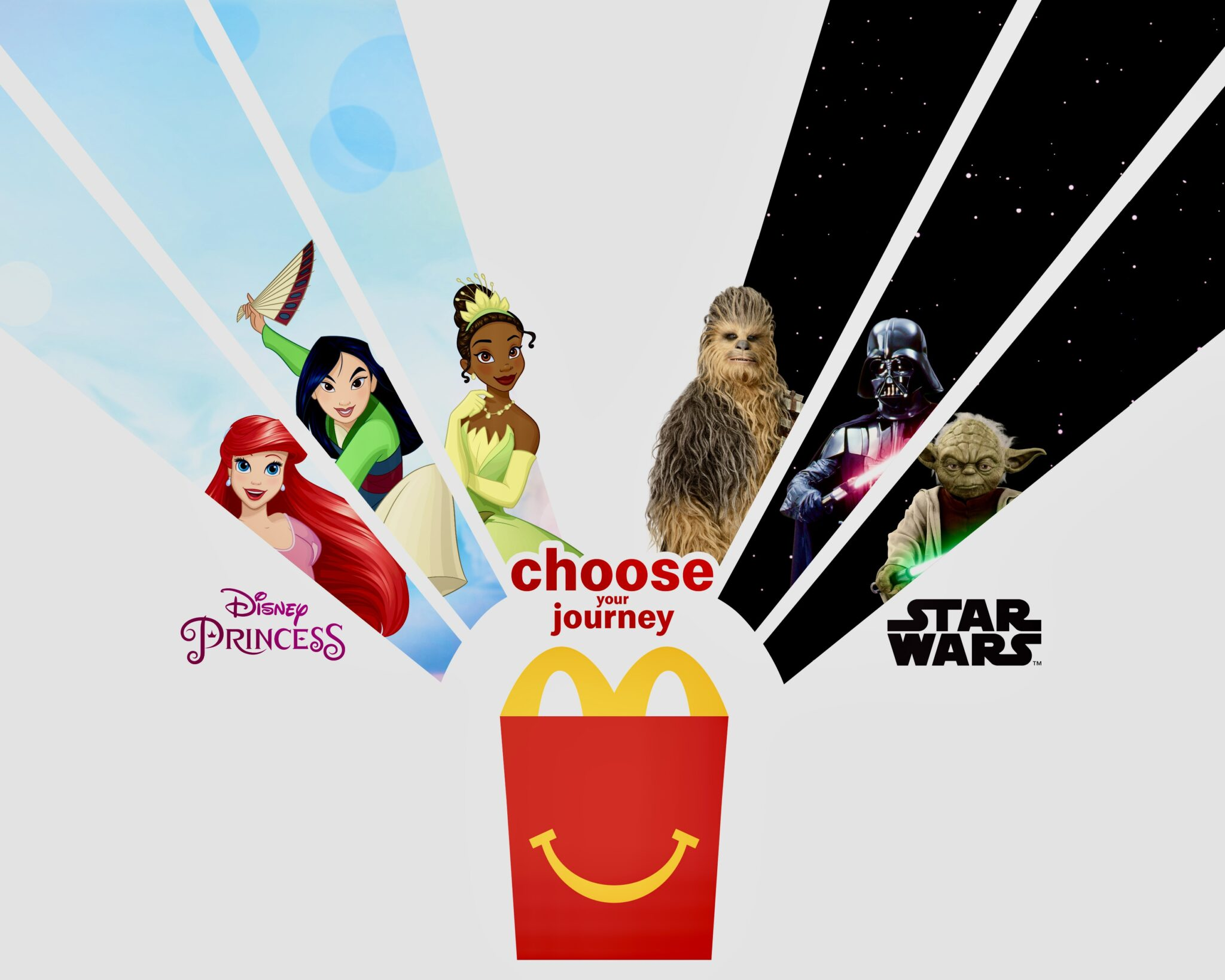 Choose Your Journey Happy Meal