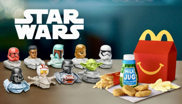 Star Wars Happy Meal