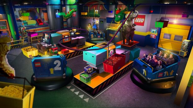 Legoland New York The Factory
