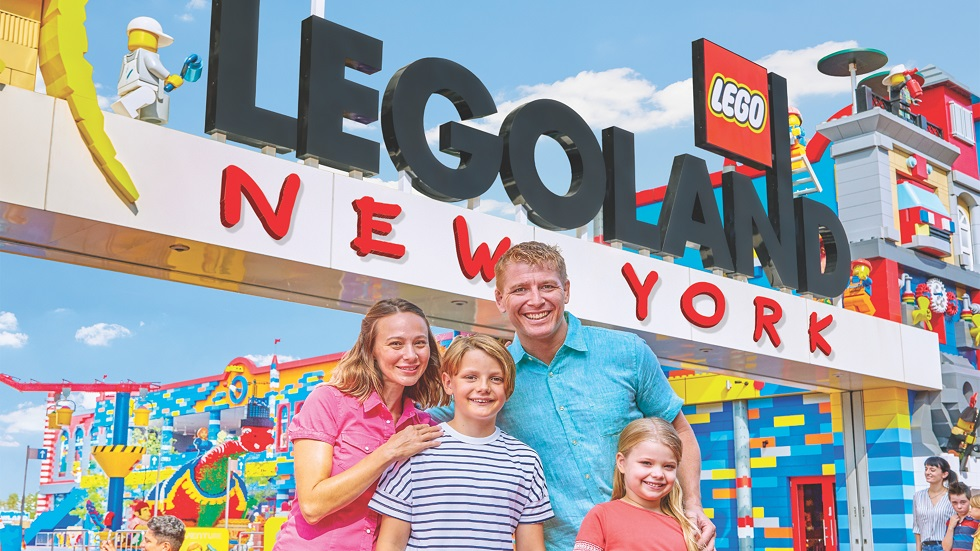 Legoland New York entry