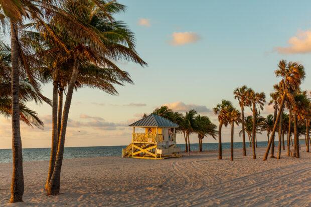 Miami summer travel