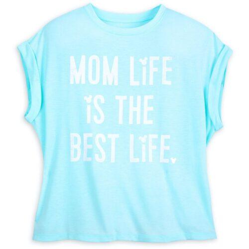 Disney Mom Life tee shirt mother's day