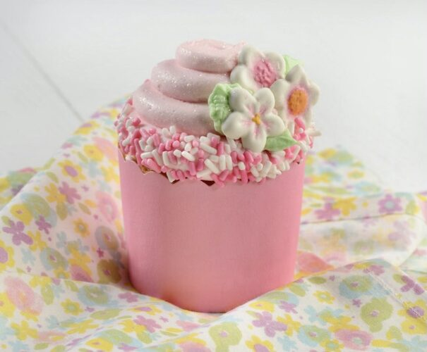 Sweet Blossom Mother's Day Cupcake