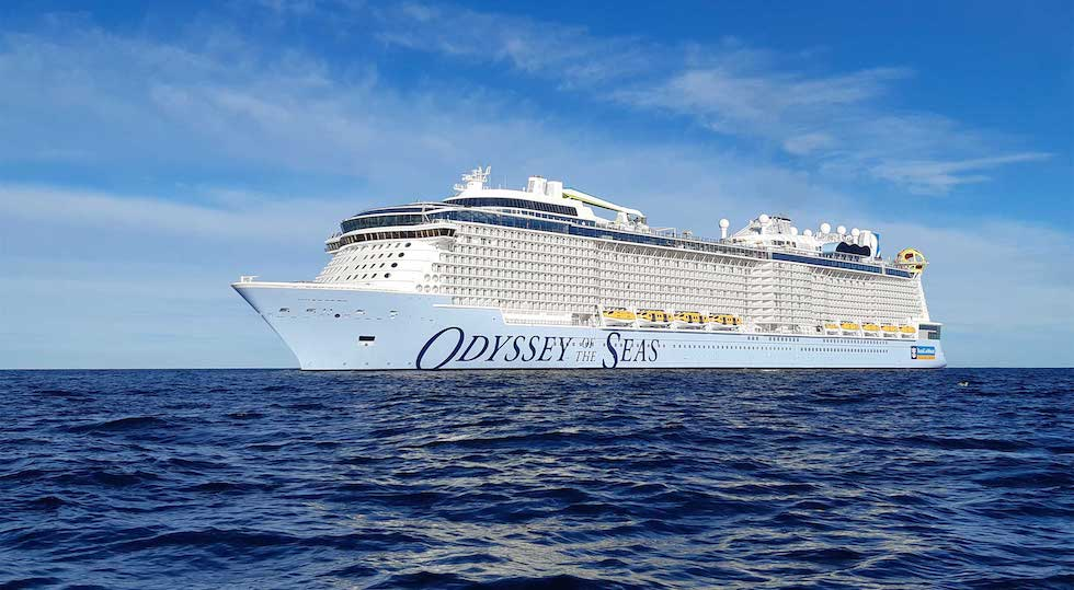 odyssey of the seas