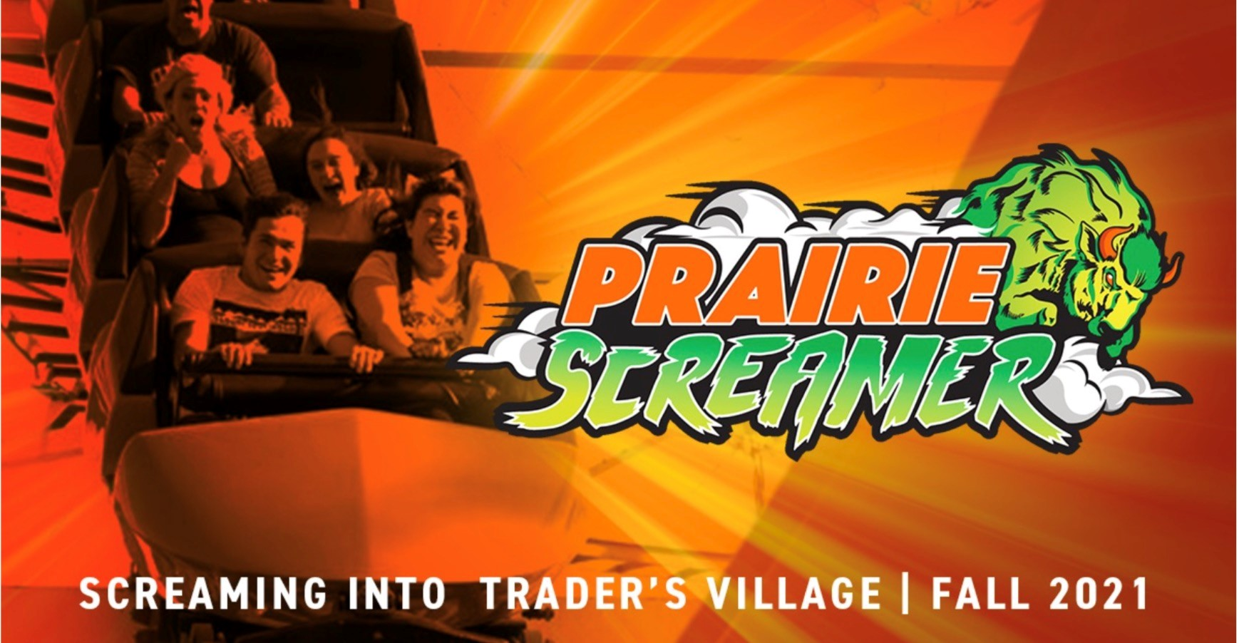 Trader's Village Prairie Screamer