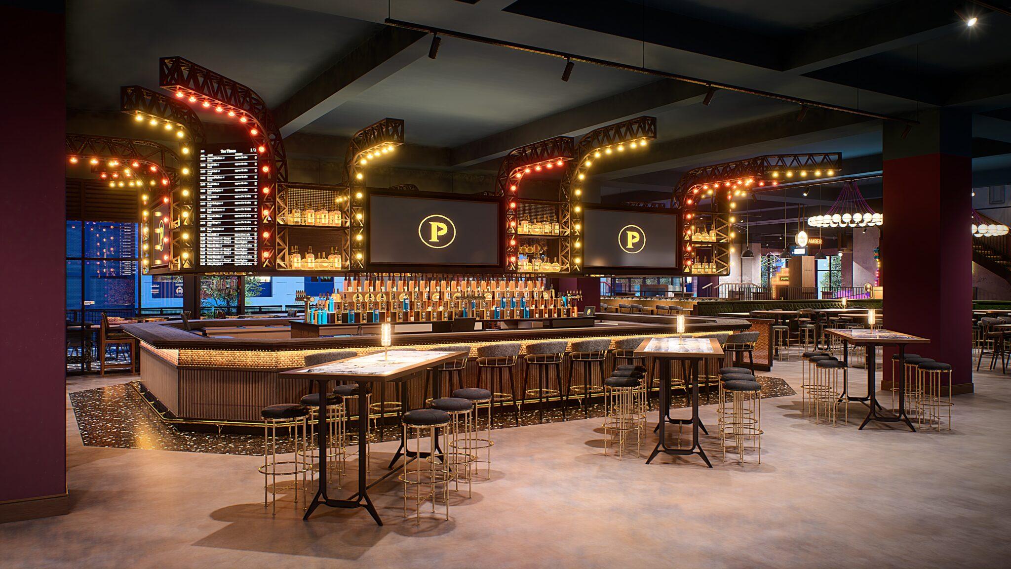 Puttshack Atlanta Bar