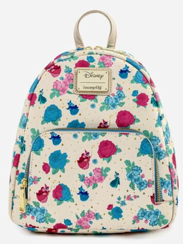 Loungefly Mother's Day gift guide Sleeping Beauty fairy backpack