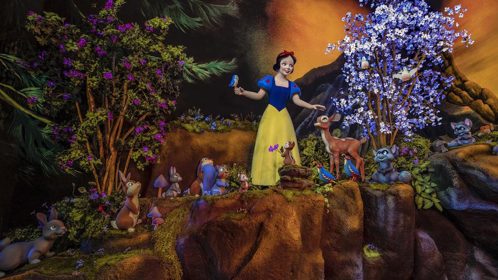 snow white's enchanted wish