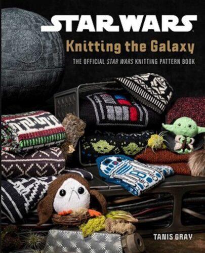 Star Wars Knitting the Galaxy book