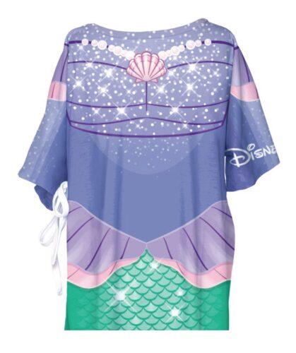 Ultimate Princess Celebration Starlight Little Mermaid Gown