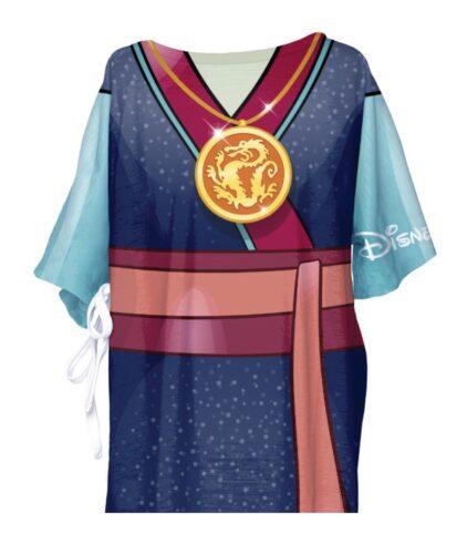 Ultimate Princess Celebration Mulan Starlight Gown