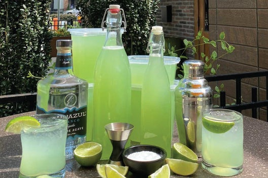 Cinco de Mayo Margarita Kit