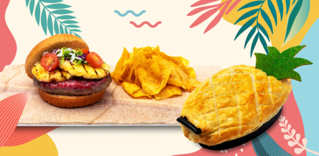 Universal Studios Singapore Tropical Thrills Taste the Tropics food