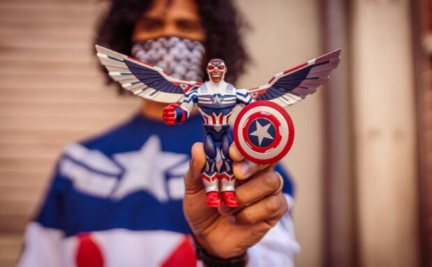 Toy Box Series introduces new Captain America action figure.