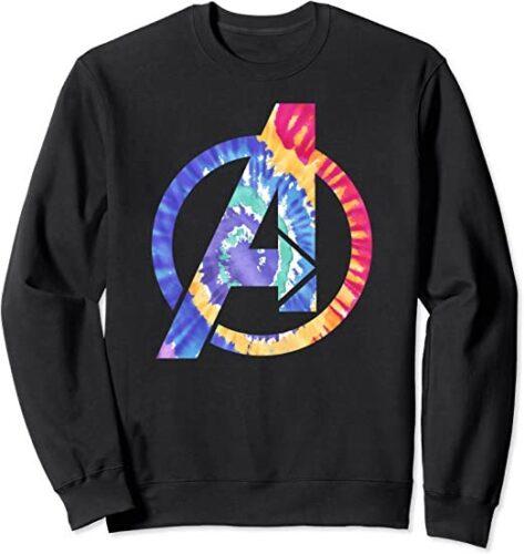avengers pride sweatshirt