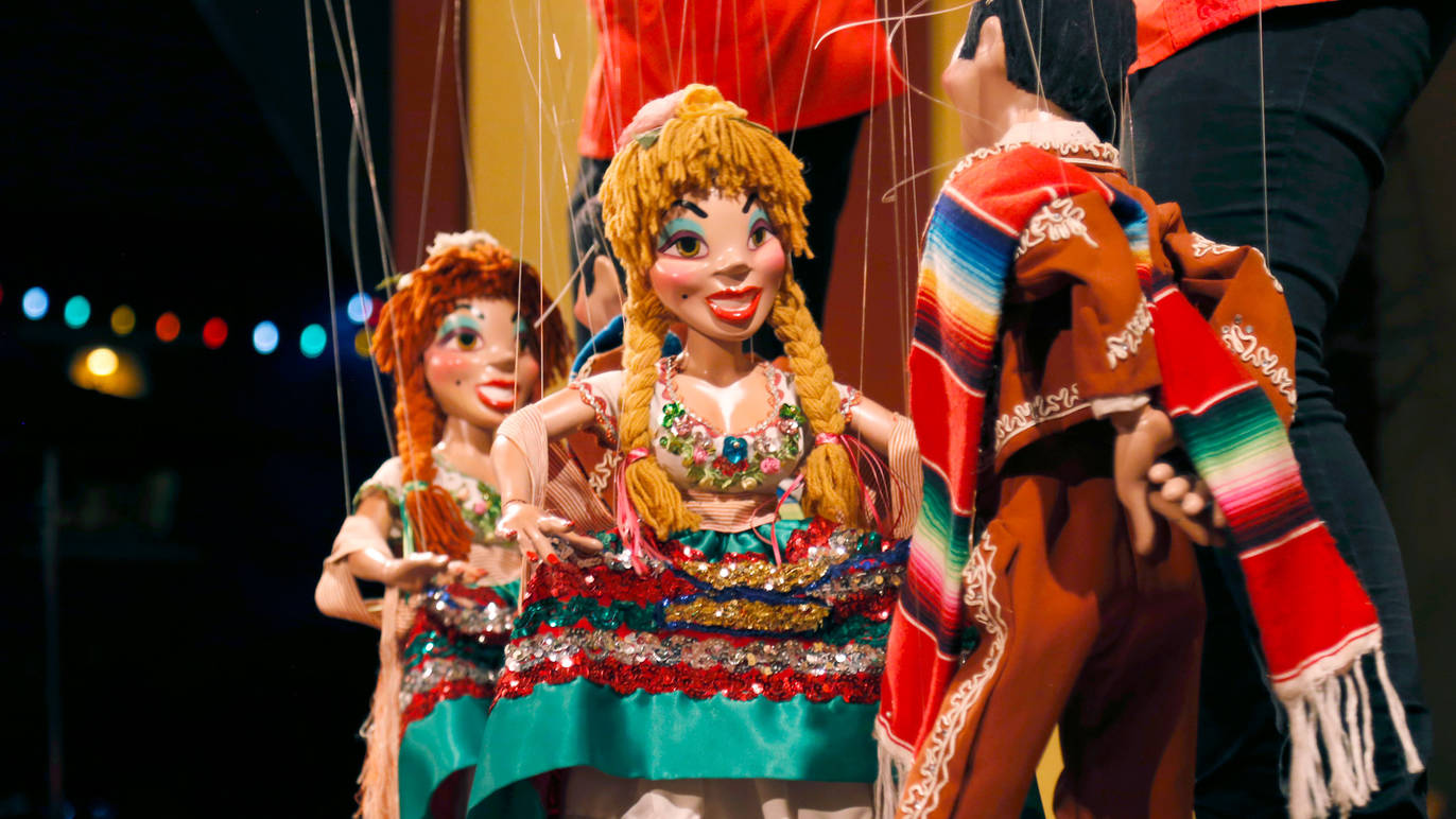 Bob Baker Marionette Theater at Knott's Berry Farm