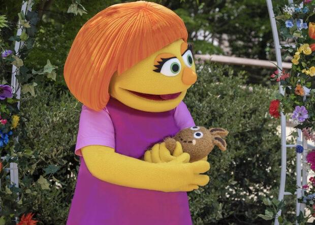 Sesame Street Kids' Weekends - Julia