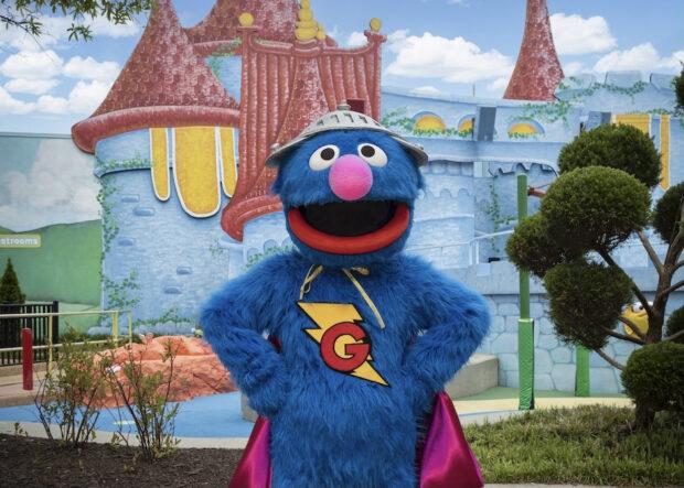 Sesame Street Kids' Weekends - Super Grover