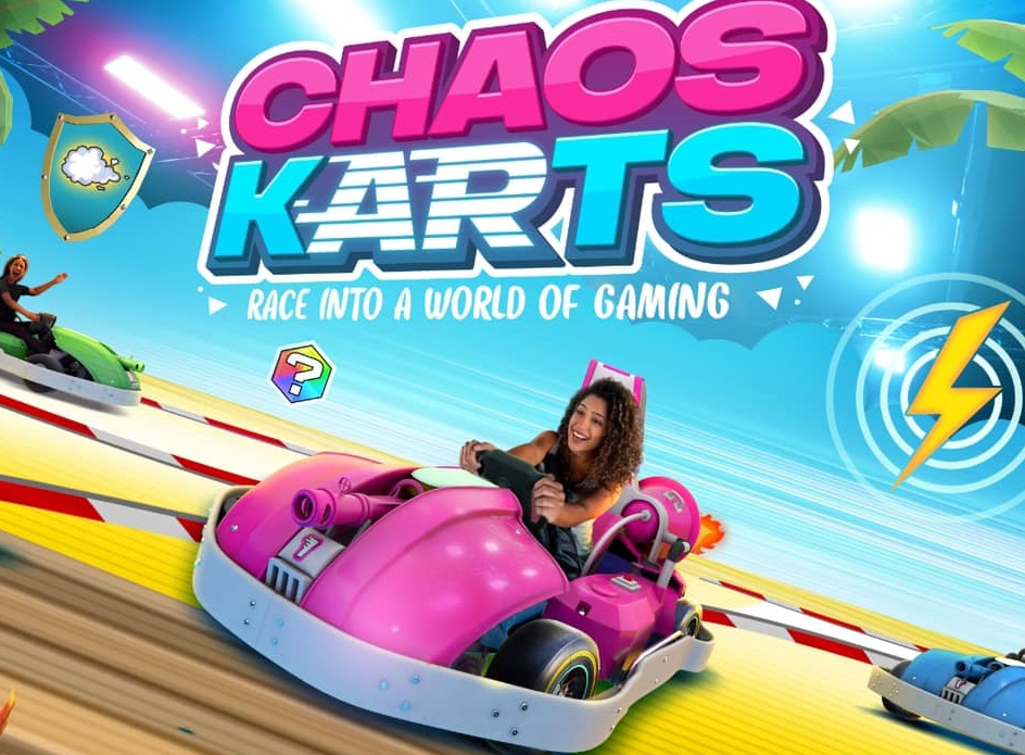 Chaos Karts augmented reality karting