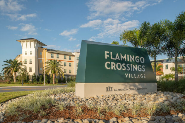 flamingo crossings village