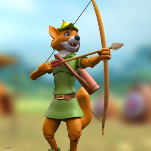Disney Ultimates Robin Hood figure