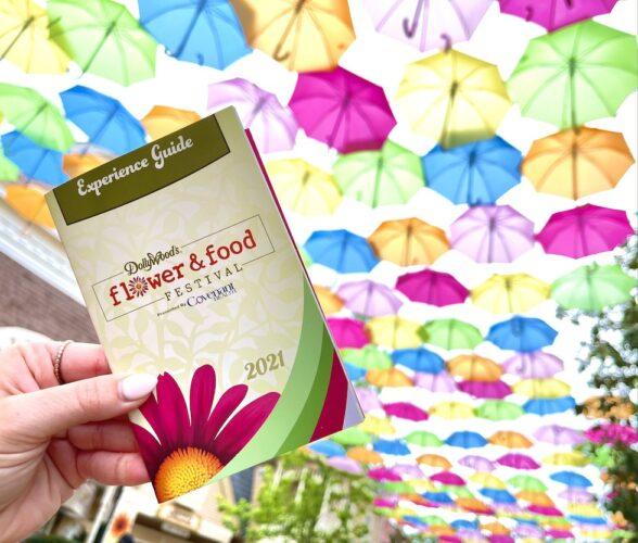flower & food festival