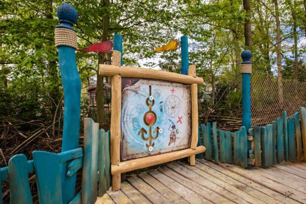 Efteling Nest! board