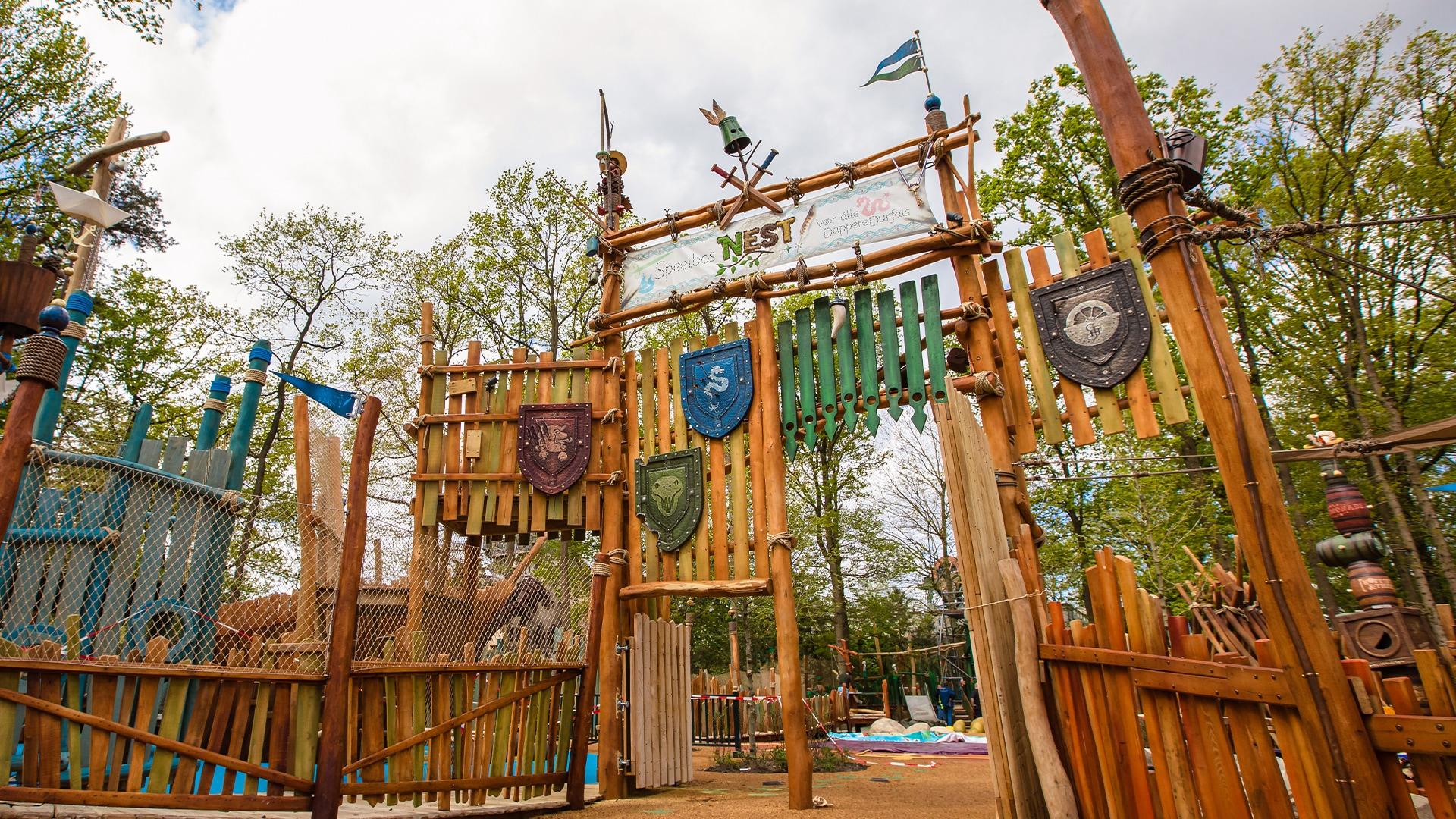 Efteling theme park - Nest!