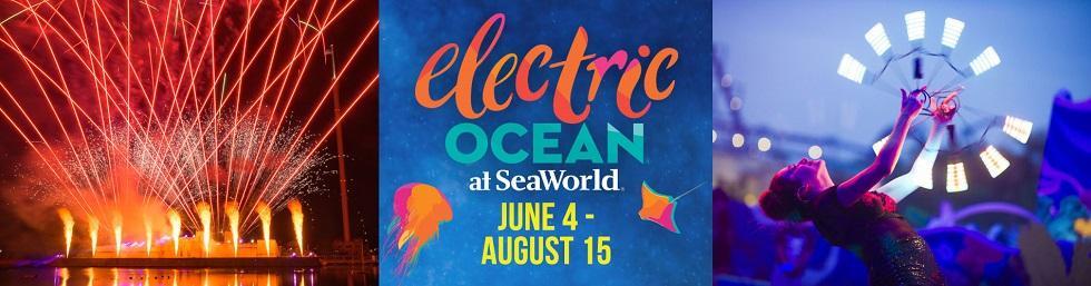 SeaWorld San Antonio Electric Ocean