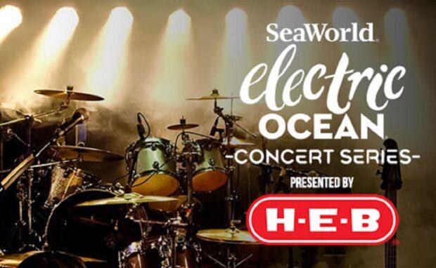 SeaWorld Electric Ocean concert series
