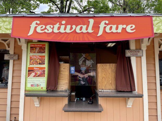 festival fare