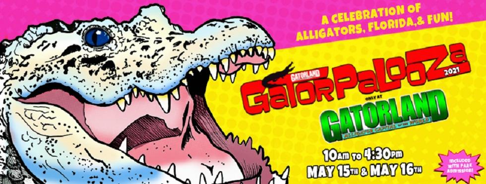Gatorland Gatorpalooza Fun Fest