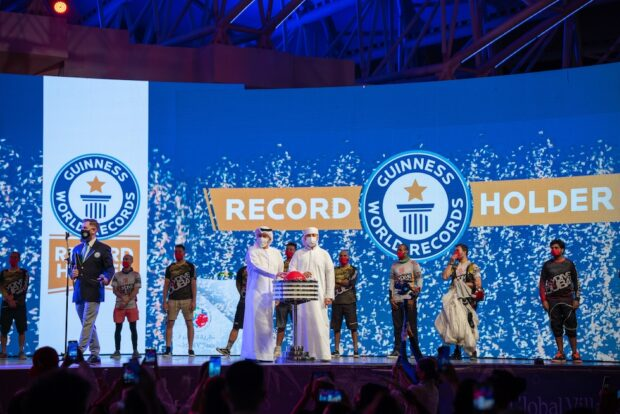 Global Village receives Guinness World Record
