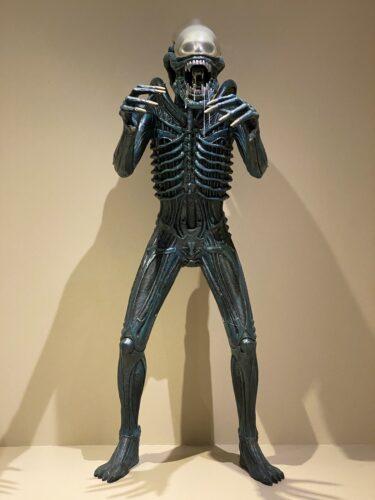 alien xenomorph prop figure