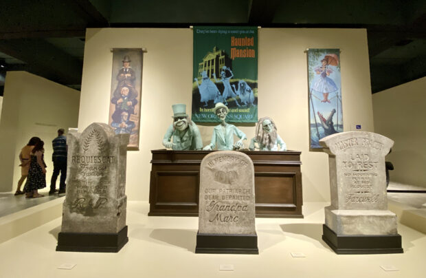 Walt Disney Archives - Hitchhiking ghosts