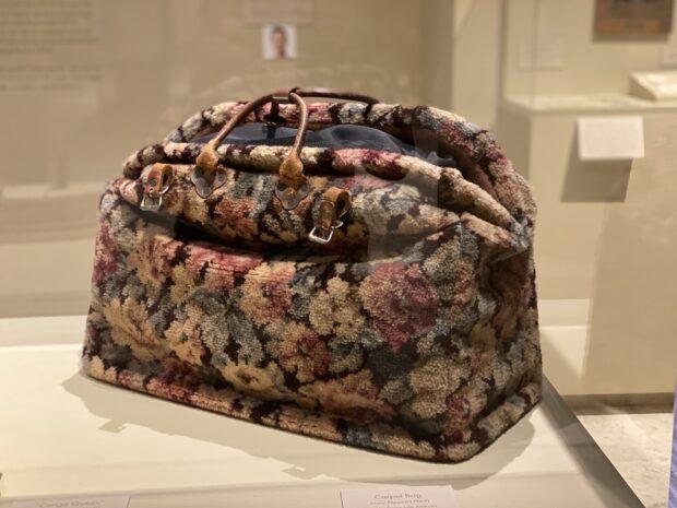 Walt Disney Archives - Mary Poppins carpet bag