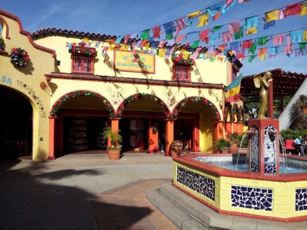 Knott's Berry Farm Fiesta Village