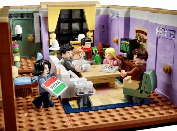 Lego Friends Apartments Set - Monica and Rachel's Apartment