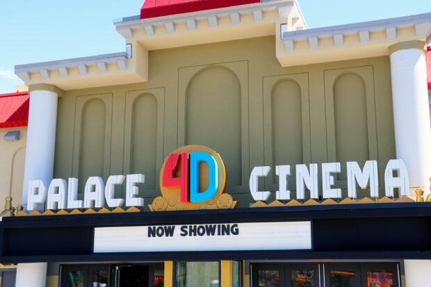 Legoland New York Resort - 4D Cinema