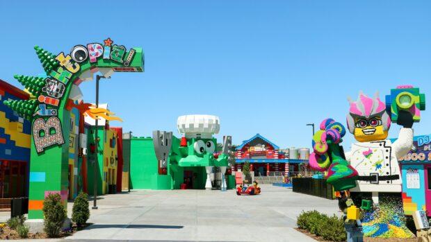 Legoland New York Resort - Bricktopia