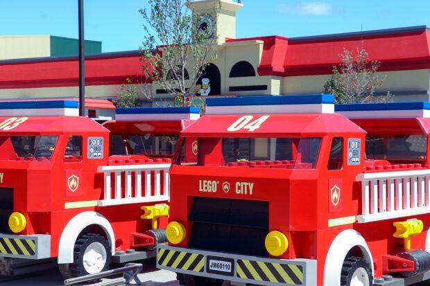 Legoland New York Resort - Fire Rescue Academy