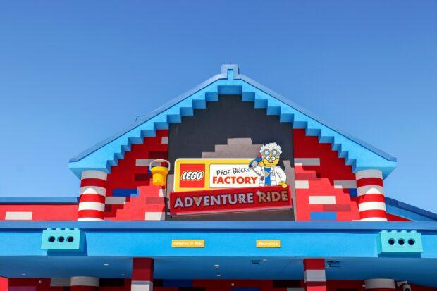 Lego Factory Adventure Ride