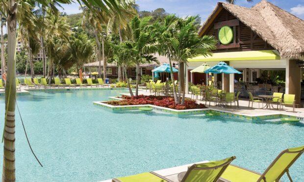 Margaritaville Vacation Club Resort - USVI