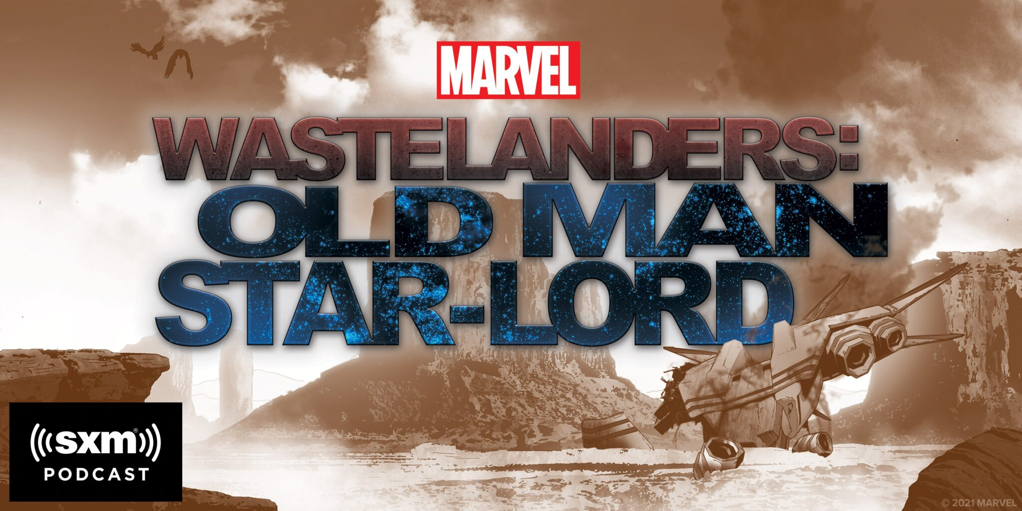 Marvel - Marvel's Wastelanders: Old Man Star-Lord
