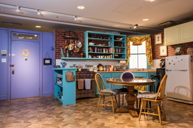 Take a peek inside Monica and Rachels iconic apartment in the FRIENDS Experience coming to Atlanta this July.