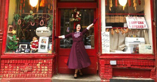 Marvelous Mrs. Maisel tour