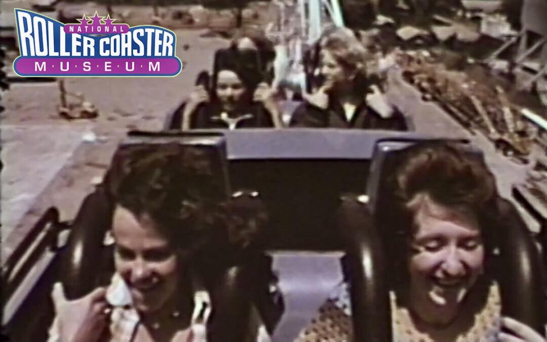 National Roller Coaster Museum Arrow Footage