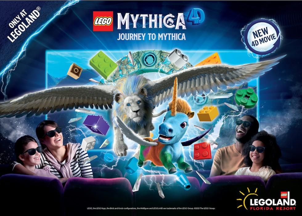 lego mythica
